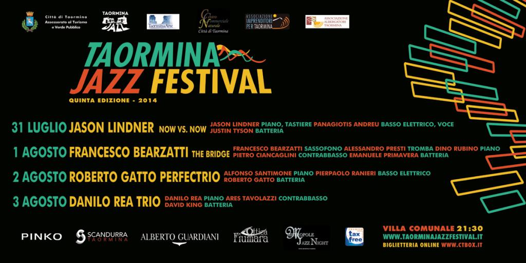 Taormina Jazz Festival 2014